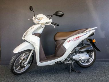 Honda NSC110 Dio scooter for rent in Sydney from Scootering in Lewisham