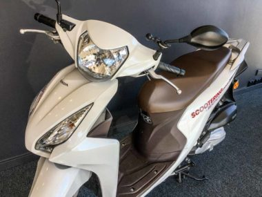 the best scooter for food delivery